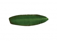 "26.5"" x 7.5"" Banana Leaf Runner/Doily"