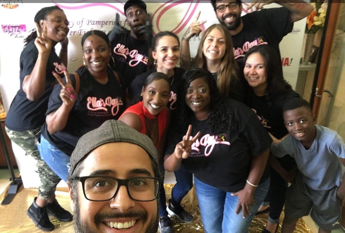 3rd Annual Ella's Day: A day of Pampering for Cancer Survivors