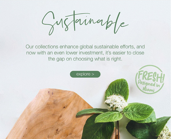 Our Sustainability Commitment