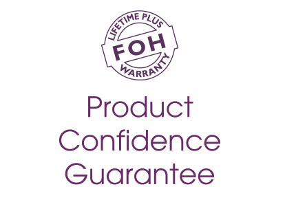 Product Confidence Pledge